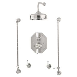 TSS5 Perrin & Rowe Traditional Shower Set 5